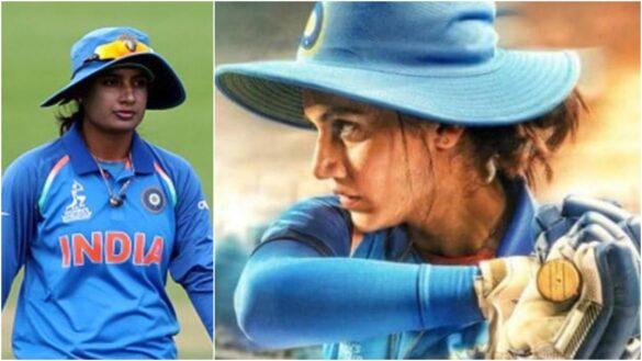 सामने आया मिताली राज की बायोपिक 'शाब्बाश मिथु' का पहला पोस्टर, इस दिन रिलीज़ होगी फिल्म! 1