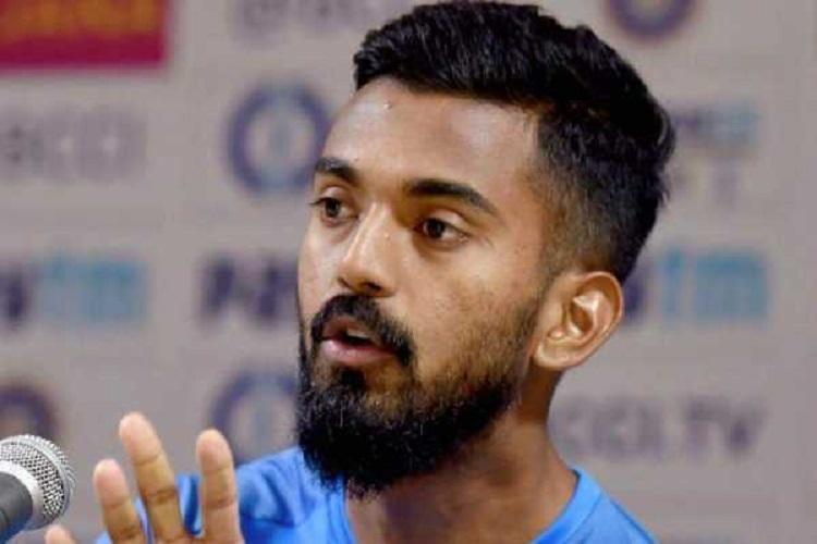 केएल राहुल ने राजकोट वनडे में मिली 'मैन ऑफ द मैच' राशि की दान 2