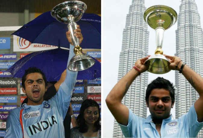 5 मौजूदा भारतीय खिलाड़ी जो अंडर-19 विश्व कप की वजह से चमके, आज हैं बड़े नाम
