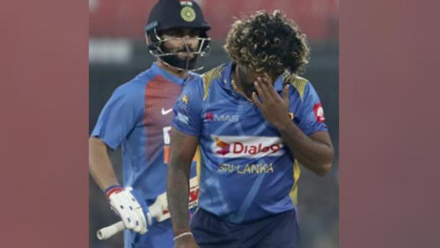 भारत से सीरीज हारते ही श्रीलंकाई कप्तान लसिथ मलिंगा के नाम जुड़ा ये शर्मनाक रिकॉर्ड 2