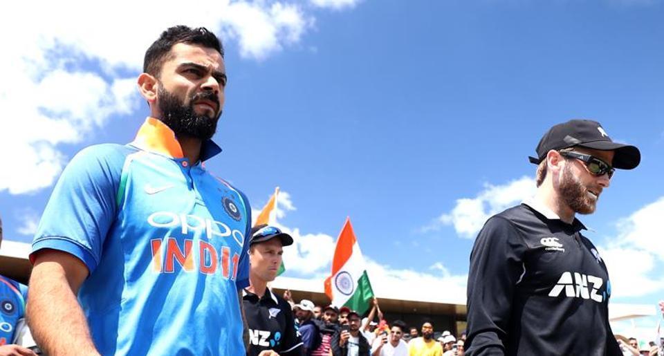 24 जनवरी से शुरु होगा टीम इंडिया का न्यूजीलैंड दौरा, जाने कब और कहां होगा कौन सा मैच
