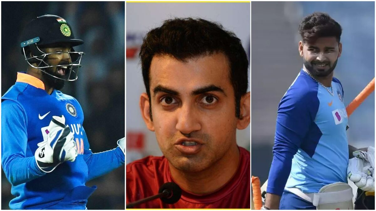 गौतम गंभीर ने केएल राहुल की कीपिंग की तरीफ करते हुए, टीम मैनेजमेंट के सामने खड़े किए कुछ बड़े सवाल