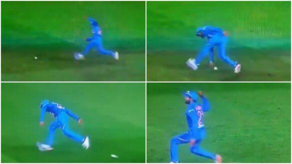 NZ vs IND, पहला टी-20: मनीष पांडे ने की फेक फील्डिंग, अंपायरों ने नहीं दिया ध्यान नहीं तो बढ़ जाती टीम की मुसीबत 1