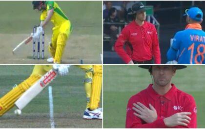 IND vs AUS, तीसरा वनडे: केएल राहुल की सूझबूझ से एश्टन टर्नर लौटे पवेलियन, देखें वीडियो 3