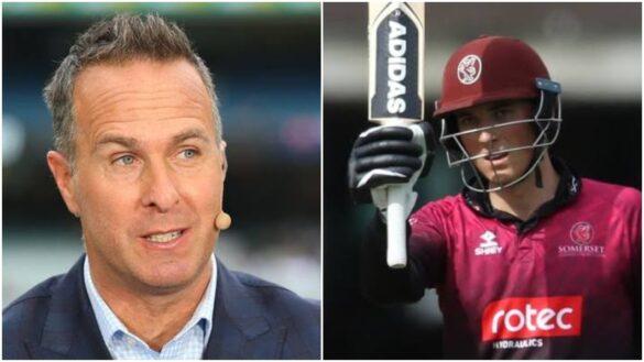 आईपीएल में नहीं खेलने के माइकल वॉन के सलाह पर टॉम बैंटन ने दी प्रतिक्रिया 1