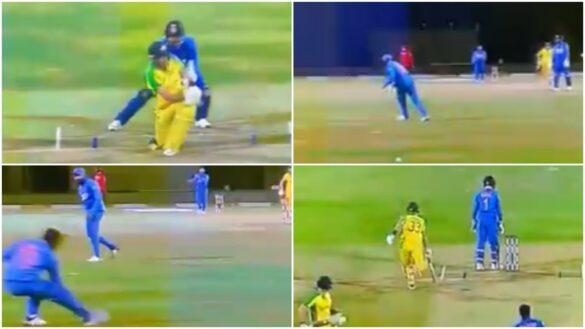 IND vs AUS, दूसरा वनडे: रोहित शर्मा ने की फेक फील्डिंग लेकिन नहीं लगा पेनल्टी, देखें वीडियो 13