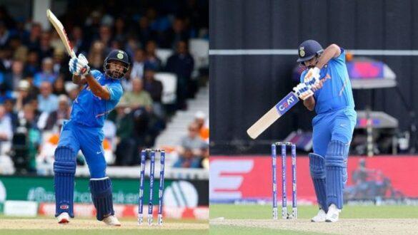 IND vs AUS, तीसरा वनडे: रोहित शर्मा और शिखर धवन होते हैं बाहर तो इन दो खिलाड़ियों को मिल सकता है खेलने का मौका 1