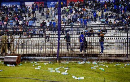 INDvAUS : बैंगलुरू वनडे में हुआ था कुछ ऐसा टीम और खिलाड़ियों नहीं इस बार स्टेडियम पर लगा जुर्माना 5
