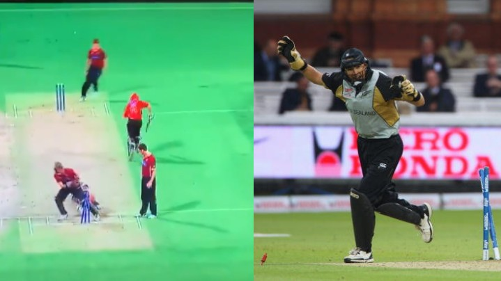 महेंद्र सिंह धोनी से भी तेज निकला इस विकेटकीपर का दिमाग, रन आउट देखकर सभी हुए हैरान 1