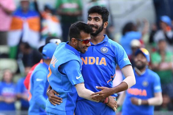 NZ vs IND- युजवेन्द्र चहल ने अपने चहल टीवी से माध्यम से जसप्रीत बुमराह से पूछा ये मजेदार सवाल 9