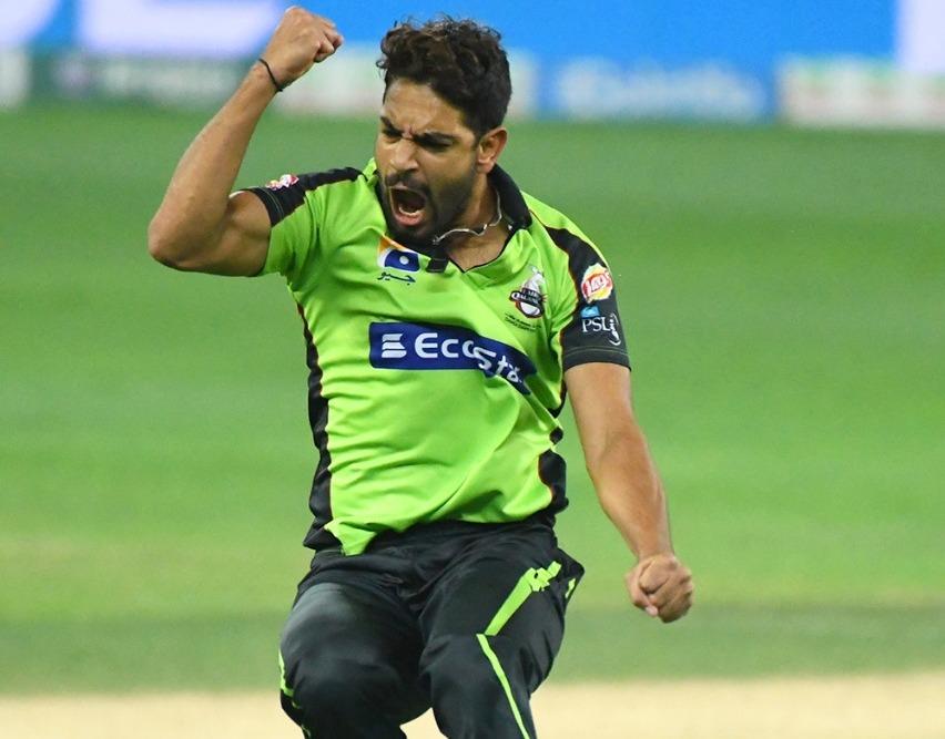 पाकिस्तान के इस गेंदबाज ने विकेट लेने के बाद किया गला काटने का इशारा, मचा बवाल 2