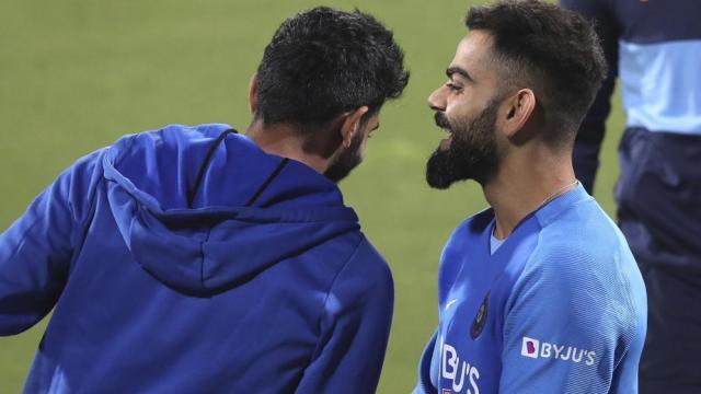 विराट कोहली ने खोला नेट प्रैक्टिस का राज, दूसरी बार ही बुमराह की गेंद पर बिना आउट हुए लगाए चौके…