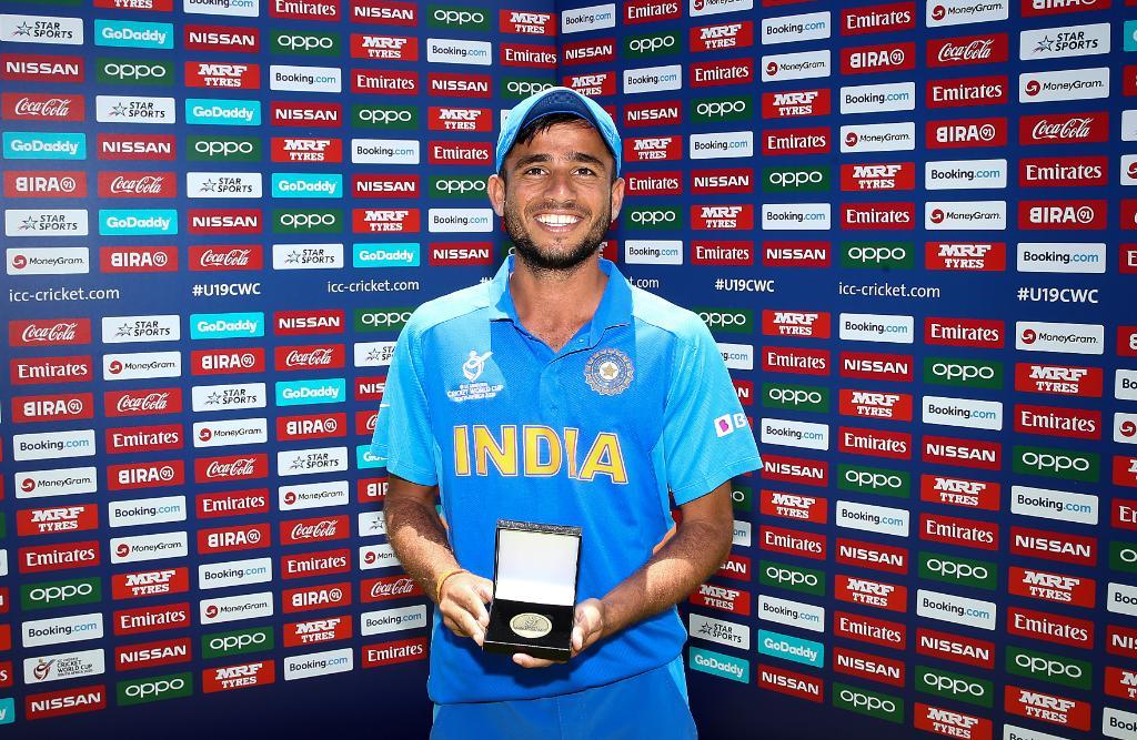 अंडर-19 विश्व कप: भारतीय स्पिनर रवि बिश्नोई ने 4 गेंदों पर लिया 4 विकेट,जाने फिर भी क्यों नहीं हुआ हैट्रिक 2