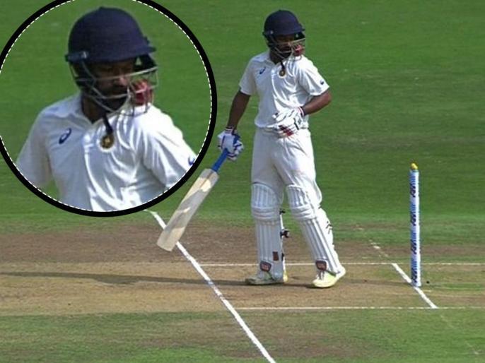वीडियो: रणजी ट्रॉफी मैच के दौरान गेंदबाज ने डाली जानलेवा गेंद, बल्लेबाज को लगते ही मैदान में दौड़ पड़े फिजियो और खिलाड़ी