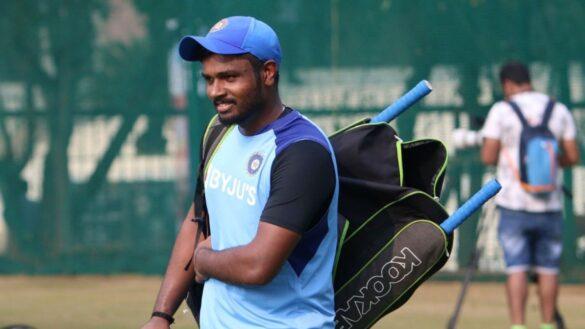 न्यूजीलैंड दौरे पर सिर्फ 10 रन बना सके थे संजू सैमसन, अब कहा कुछ भी हो जाए ऐसे ही खेलूँगा.... 1