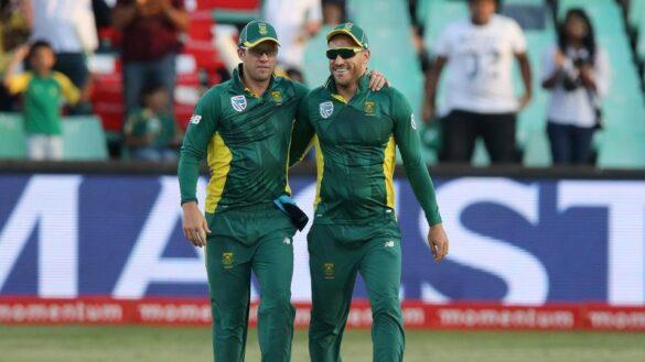 एबी डिविलियर्स के टी-20 विश्व कप खेलने की इच्छा पर अफ्रीका टीम में हलचल, फाफ डू प्लेसी ने कही ये बात 15