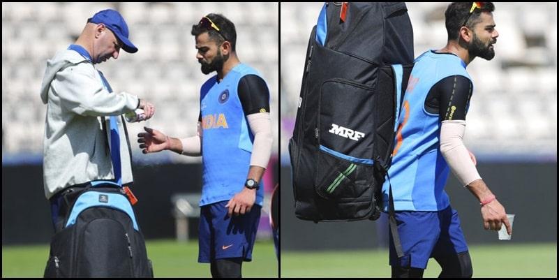 IND vs SL: श्रीलंका के खिलाफ टी-20 सीरीज से पहले चोटिल हुए कप्तान विराट कोहली 1