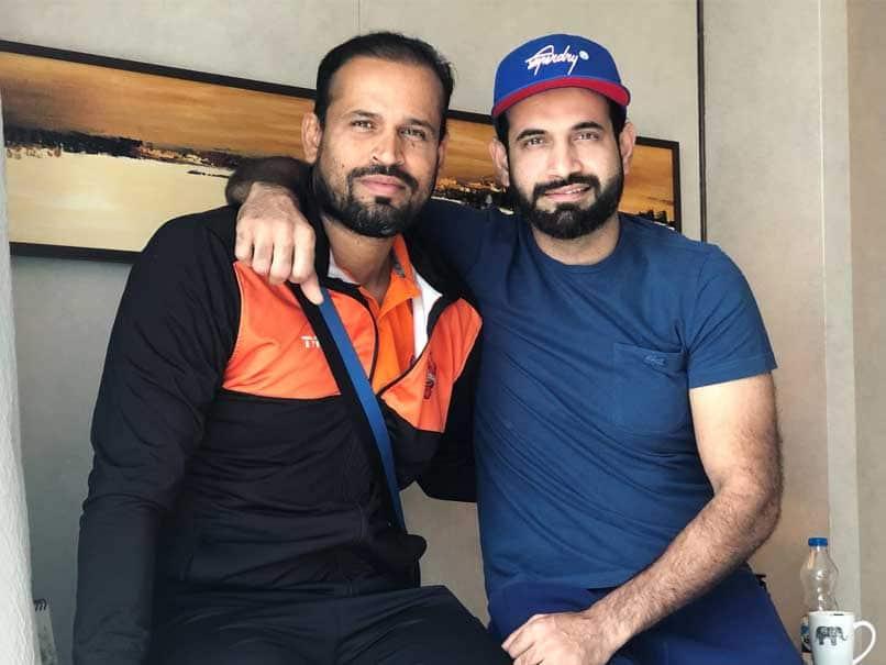 युसूफ पठान ने कहा इस पाकिस्तानी खिलाड़ी को अपना आदर्श मानते थे इरफ़ान पठान