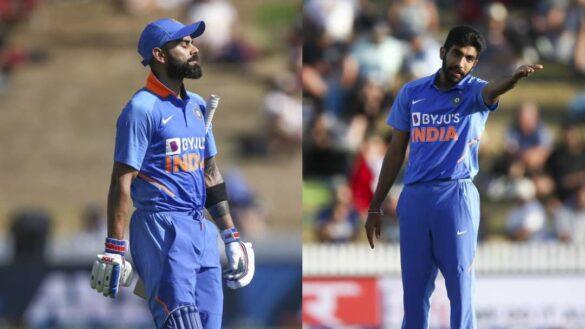 आईसीसी रैंकिंग: नई वनडे रैंकिंग घोषित, खराब प्रदर्शन के बाद भारतीय खिलाड़ियों को हुआ भारी नुकसान 7