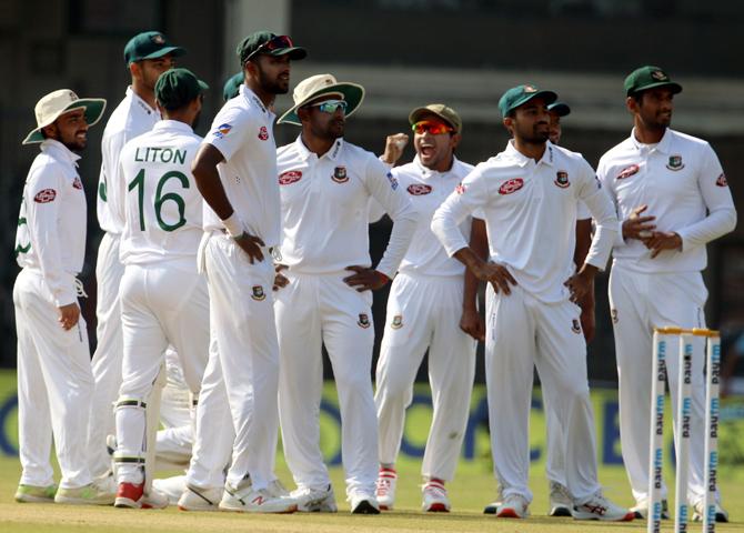 जिम्बाब्वे के खिलाफ एकमात्र टेस्ट को लेकर बांग्लादेश की टीम घोषित, ये दिग्गज खिलाड़ी टीम से बाहर