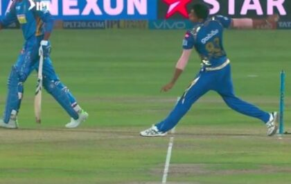 आईपीएल इतिहास में सबसे ज्यादा नों बॉल करने वाले टॉप-5 गेंदबाज 4