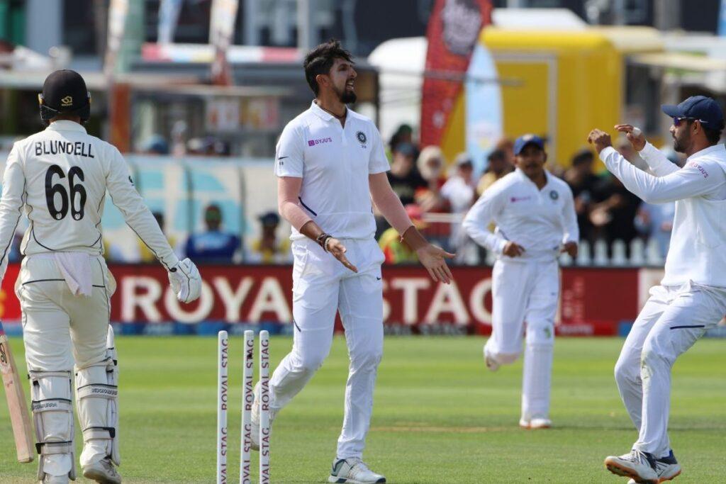 NZ vs IND, दूसरा टेस्ट: पहले टेस्ट में 5 विकेट लेने वाले इशांत शर्मा का दूसरा मैच खेलना संदिग्ध, ये खिलाड़ी ले सकता है जगह 1