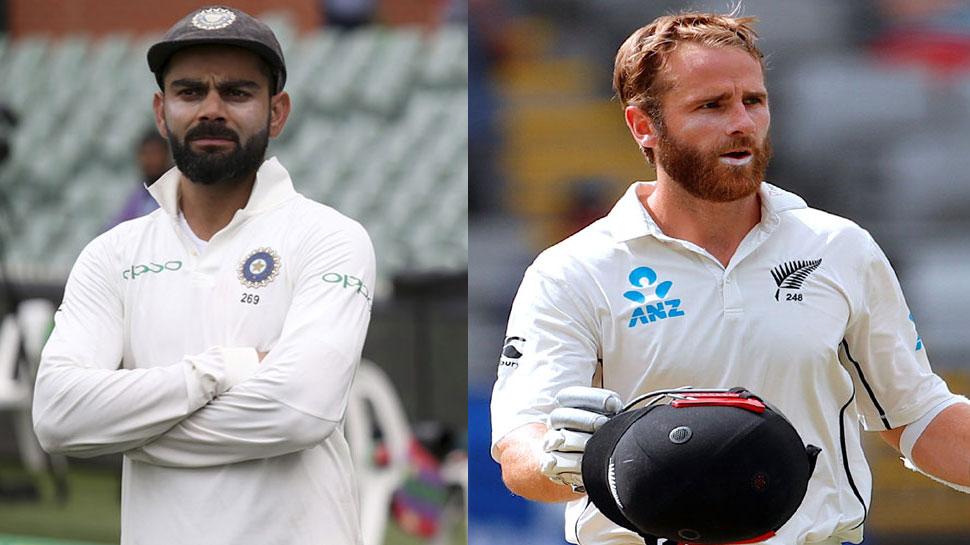 पहले टेस्ट मैच से पहले विराट कोहली से मिलने न्यूज़ीलैंड पहुंची अनुष्का शर्मा, भारतीय टीम के साथ तस्वीरें आई सामने 2