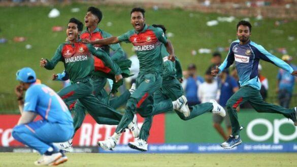 अंडर-19 विश्व कप जीतने के बाद बांग्लादेश के खिलाड़ियों को आईसीसी से मिल सकती है सजा 30
