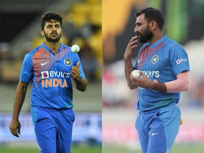 वीडियो : चहल टीवी पर मोहम्मद शमी तथा शार्दुल ठाकुर ने बताया आखिरी ओवर में सफलता का राज 1