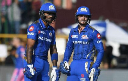 आईपीएल 2020- मुंबई इंडियंस के पास हैं सबसे खतरनाक ओपनर बल्लेबाज, देखें कौन कर सकते हैं पारी की शुरुआत 9