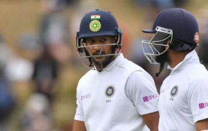 NZ vs IND- दूसरे टेस्ट मैच में बदलेगी भारतीय ओपनिंग जोड़ी ये दो बल्लेबाज कर सकते हैं पारी की शुरुआत 5