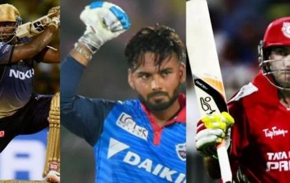 आईपीएल 2020- IPL में इन पांच बल्लेबाजों के नाम दर्ज है सबसे ज्यादा स्ट्राइक रेट, टॉप पर है यह विदेशी 1