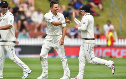 न्यूजीलैंड की टीम तीसरे दिन ही जीत की तरफ बढ़ी, सोशल मीडिया पर उड़ा भारतीय टीम का मजाक 1