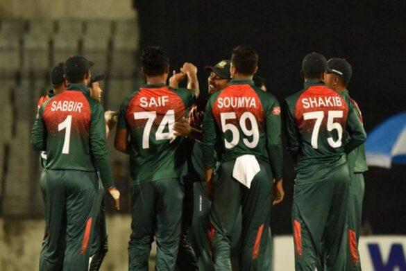 एशिया इलेवन और वर्ल्ड इलेवन के मैच में खेल सकते हैं 4 बांग्लादेशी खिलाड़ी! 15