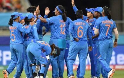 भारतीय महिला टीम ने की जीत से आईसीसी टी20 विश्व कप की शुरुआत, ऑस्ट्रेलिया को 17 रनों से दी मात 4