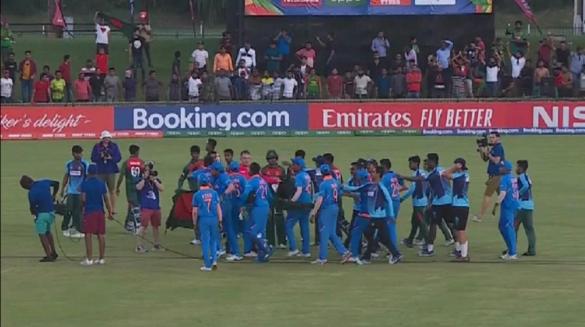 कार्तिक त्यागी ने बताया ऐसा क्या बोला बांग्लादेश ने जो हाथापाई पर उतर आए भारतीय खिलाड़ी 6