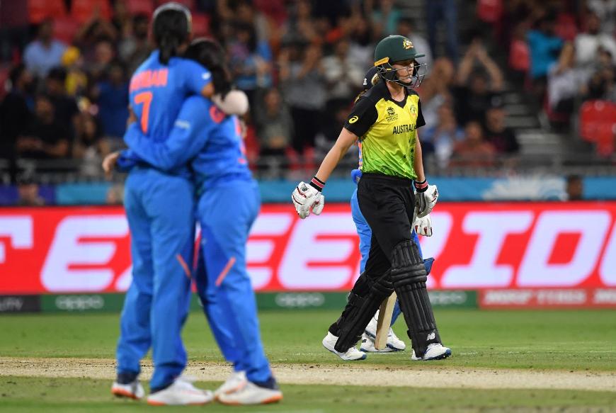 """शानदार जीत के बाद हरमनप्रीत कौर ने कहा """"निश्चित रूप से जीतेंगे विश्व कप"""" 3"""
