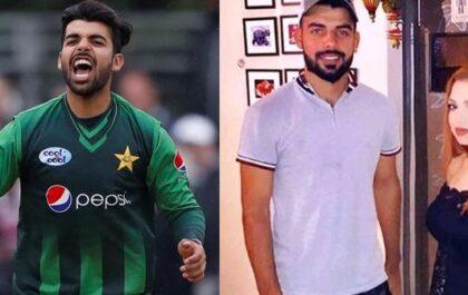 पाकिस्तान के क्रिकेटर शाबाद खान पर दुबई की महिला ने फोटो जारी कर लगाए संगीन आरोप, देखे चैट का स्क्रीन शॉट्स 1