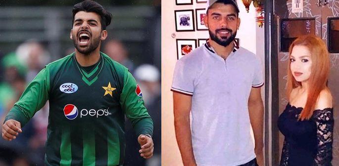 पाकिस्तान के क्रिकेटर शाबाद खान पर दुबई की महिला ने फोटो जारी कर लगाए संगीन आरोप, देखे चैट का स्क्रीन शॉट्स