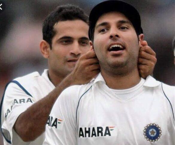 """""""बधाई देने की भावना आपके चेहरे से मैच नहीं कर रही है"""" युवराज सिंह ने पत्नी के लिए ऐसा क्या किया जो इरफ़ान पठान ने किया ऐसा कमेंट 9"""