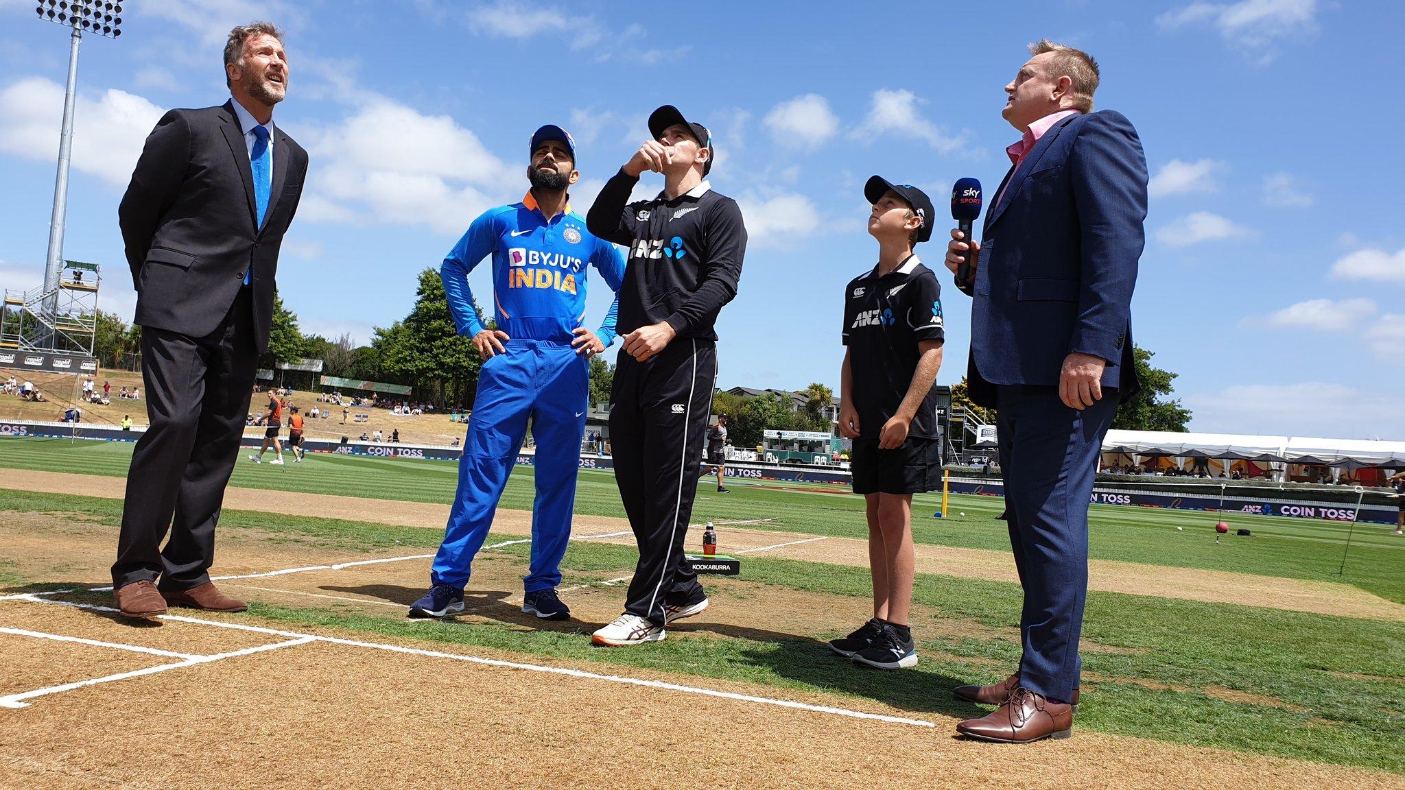 Virat Kohli 's huge mistake led to Team India's series loss against the Kiwis