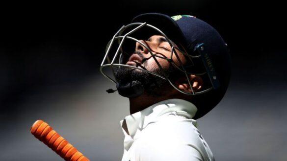 अभ्यास मैच में भी नहीं चला ऋषभ पन्त का बल्ला, पहले टेस्ट में जगह मिलना हुआ मुश्किल! 20
