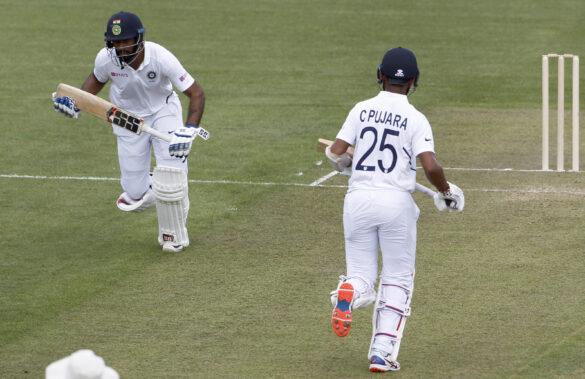 हनुमा विहारी ने बताया, किस तरह चेतेश्वर पुजारा ने की 101 रनों की पारी खेलने में उनकी मदद 41