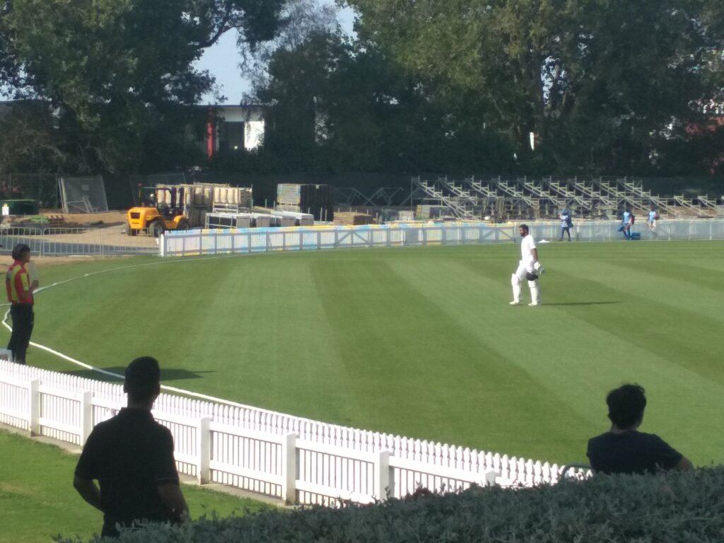 NZ XI vs IND: हनुमा विहारी ने शतक बनाकर पहले टेस्ट की प्लेइंग इलेवन के लिए ठोकी दावेदारी 2