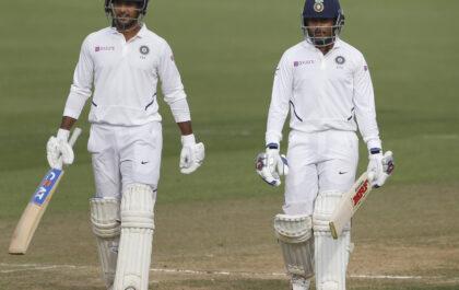 INDvsNZ : न्यूजीलैंड के खिलाफ पहले टेस्ट में ये हो सकती है भारतीय टीम की प्लेइंग XI 5