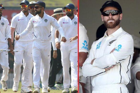 टेस्ट सीरीज से पहले विराट कोहली की वजह से ट्रोल हुए केन विलियमसन, हो गयी ये चूक 6
