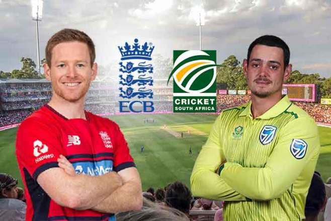 इंग्लैंड ने दूसरे टी-20 मैच में दक्षिण अफ्रीका को 2 रन से हराया, डी कॉक ने खेली अफ्रीका के लिए टी-20 की सबसे तेज पारी 1
