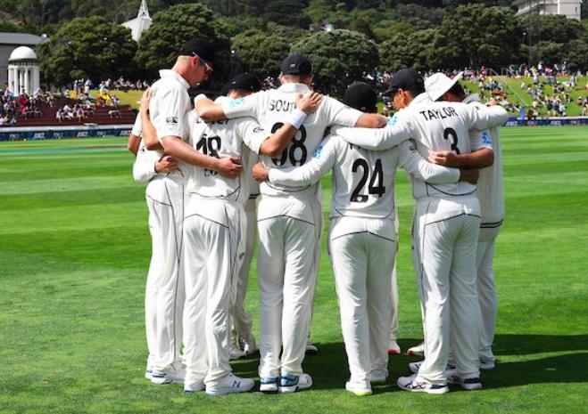 NZ v IND: टिम साउथी की गेंद पर चारों खाने चित हुए आर अश्विन, वीडियो में देखे कैसे गवांई अपनी विकेट 2