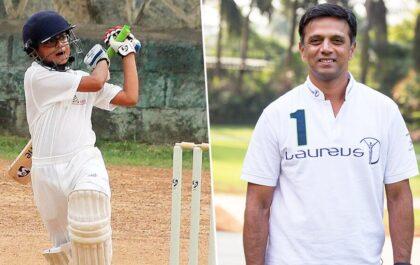 राहुल द्रविड़ के बेटे समित द्रविड़ ने जारी रखा अपना फॉर्म, लगाया एक और शानदार शतक 5