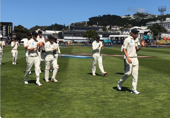 भारत और न्यूजीलैंड के मैच में बने ये बड़े रिकॉर्ड, भारत के नाम दर्ज हुआ एक शर्मनाक रिकॉर्ड 1